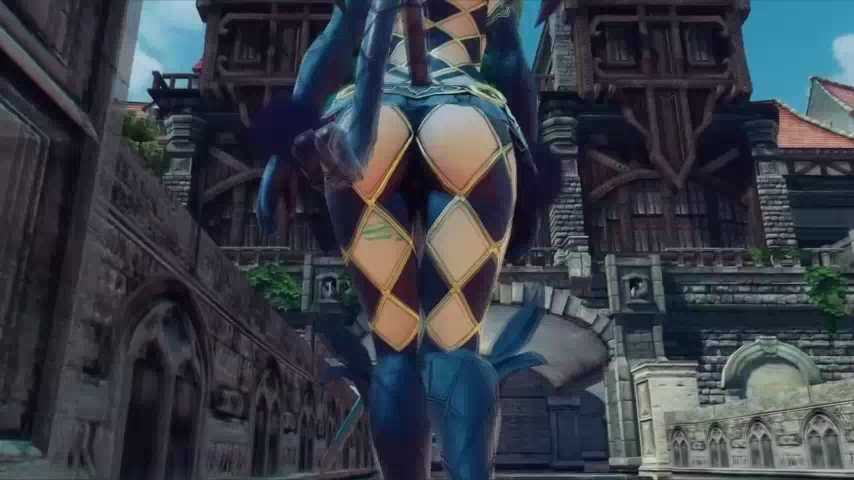 Sexy Videogame Babes 1