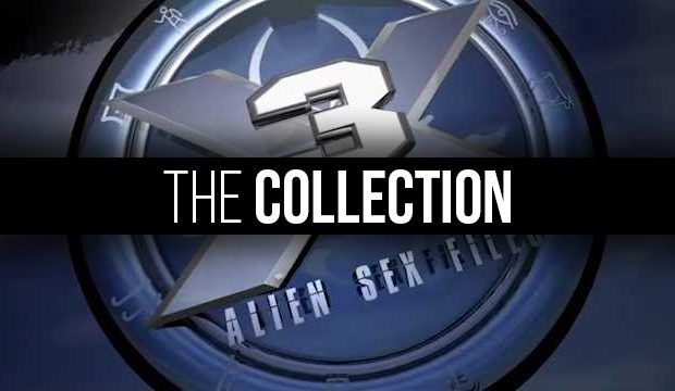 Alien Sex Files 3: The Collection