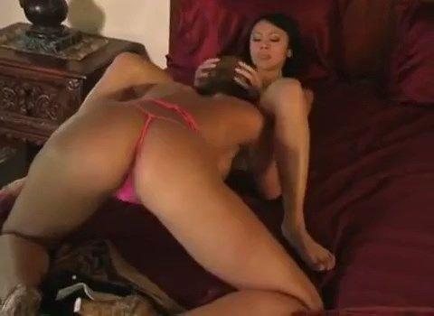 Christine Nguyen And Nicole Sheridan In Ghost In A Teeny Bikini
